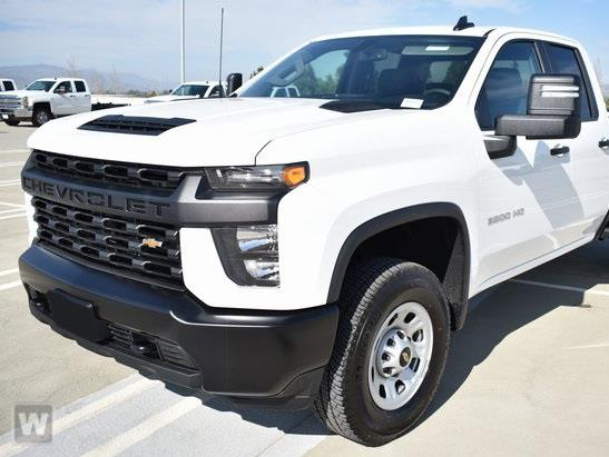 2020 Chevrolet Silverado 3500 Double Cab 4x4, Knapheide Service Body #Y7461 - photo 1
