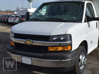 2020 Chevrolet Express 4500 DRW 4x2, Supreme Iner-City Cutaway Van #205161 - photo 1