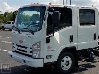 2020 Chevrolet LCF 4500HD Crew Cab 4x2, Morgan Fastrak Dry Freight #C203001 - photo 1