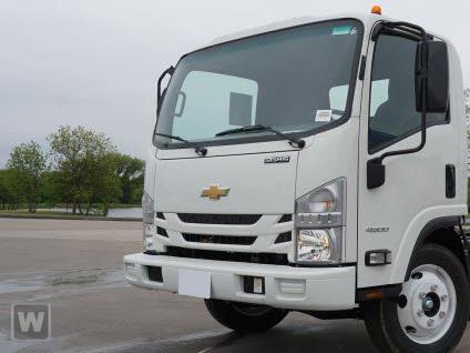 2020 Chevrolet LCF 4500 Regular Cab DRW 4x2, Utilimaster Cutaway Van #5690195 - photo 1