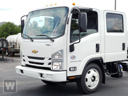 2020 LCF 5500XD Crew Cab 4x2, Reading Landscape Dump #48290 - photo 1