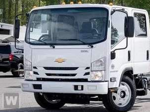 2020 Chevrolet LCF 5500HD Crew Cab DRW 4x2, Landscape Dump #20T833 - photo 1