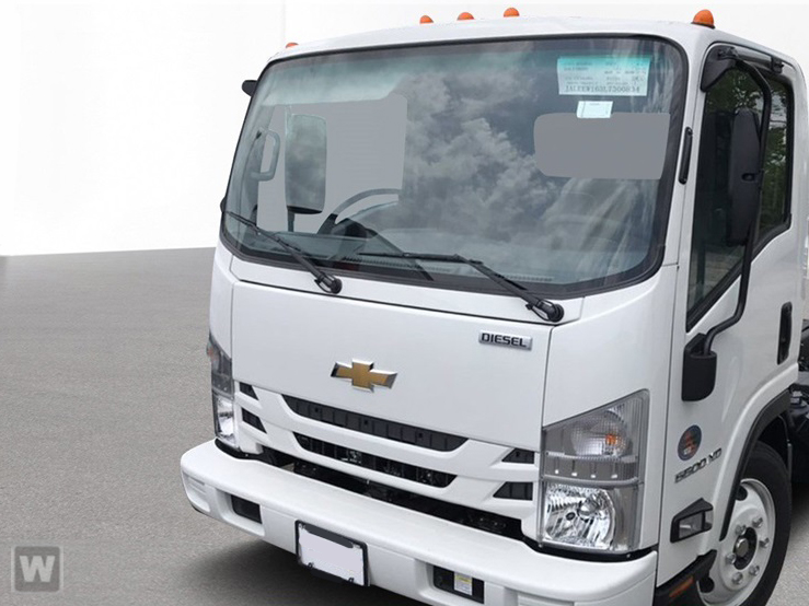 2020 Chevrolet LCF 5500XD Regular Cab DRW 4x2, Knapheide Platform Body #CF0T300602 - photo 1