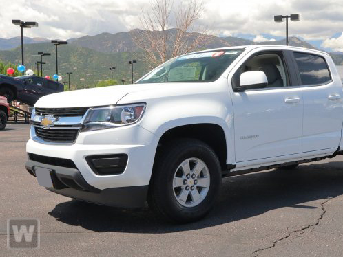 2020 Chevrolet Colorado Crew Cab 4x2, Pickup #M20244 - photo 1