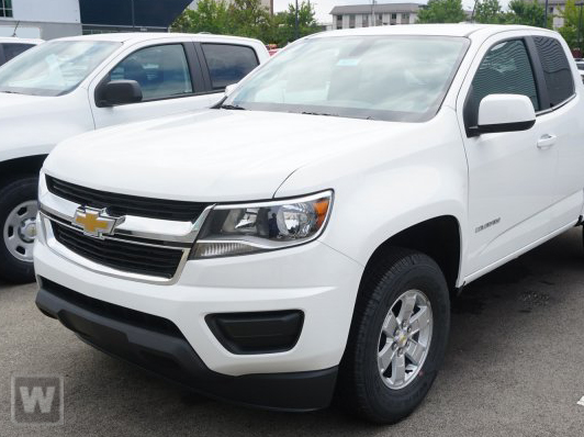 2020 Chevrolet Colorado Extended Cab 4x2, Pickup #CD473 - photo 1