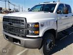 2020 Chevrolet Silverado Medium Duty Regular Cab DRW 4x4, Cab Chassis #LH586545 - photo 1