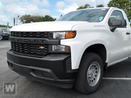 2020 Silverado 1500 Regular Cab 4x4, Pickup #F1100230 - photo 1