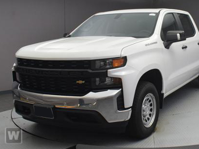 2020 Chevrolet Silverado 1500 Crew Cab 4x2, Pickup #CFC21285 - photo 1