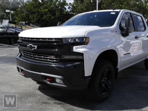 2020 Chevrolet Silverado 1500 Crew Cab 4x4, Pickup #D101137 - photo 1