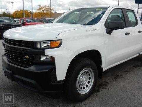 2020 Chevrolet Silverado 1500 Double Cab 4x4, Pickup #M6619 - photo 1