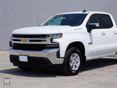 2020 Chevrolet Silverado 1500 Double Cab 4x4, Pickup #D101052 - photo 1