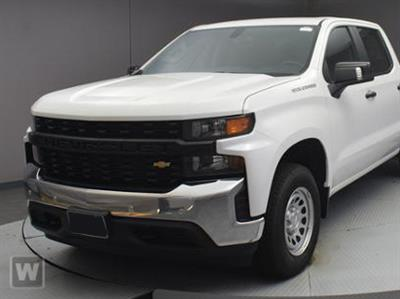 2020 Chevrolet Silverado 1500 Crew Cab 4x4, Pickup #CFC21294 - photo 1