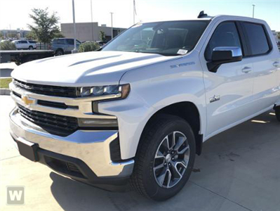 2020 Chevrolet Silverado 1500 Crew Cab 4x4, Pickup #C3259 - photo 1