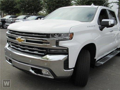 2020 Chevrolet Silverado 1500 Crew Cab 4x4, Pickup #D101237 - photo 1