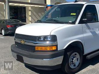 2020 Chevrolet Express 2500 4x2, Passenger Wagon #CN06060 - photo 1