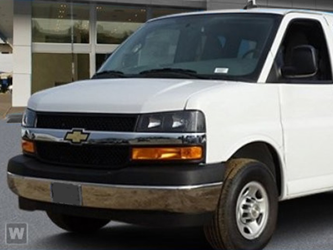 2020 Chevrolet Express 3500 4x2, Passenger Wagon #MJ7949 - photo 1