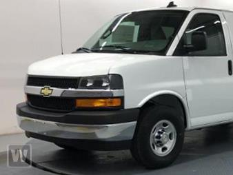 2020 Chevrolet Express 3500 RWD, Passenger Wagon #L1212446 - photo 1