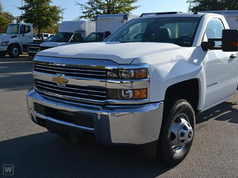 James Wood Chevrolet | Commercial Work Trucks and Vans