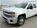 2015 Silverado 3500 Crew Cab DRW 4x2,  CM Truck Beds Platform Body #TR55178 - photo 1