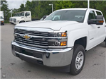 2015 Silverado 3500 Crew Cab 4x4, Reading Stake Bed #NCT15389 - photo 1