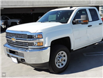 2015 Silverado 3500 Double Cab, Platform Body #FZ117457 - photo 1