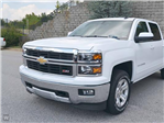 2015 Silverado 1500 Crew Cab, Pickup #FG395984 - photo 1