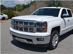 2017 Silverado 1500 Crew Cab 4x4, Pickup #HG108695 - photo 1