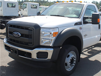 2015 F-550 Regular Cab DRW Cab Chassis #*00008012 - photo 1