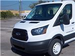 2015 Transit 350 HD DRW, Dry Freight #M1127 - photo 1