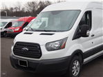 2016 Transit 150 Medium Roof, Cargo Van #GKB46844 - photo 1