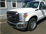 2016 F-350 Regular Cab DRW 4x4, Reading Platform Body #BF0076 - photo 1