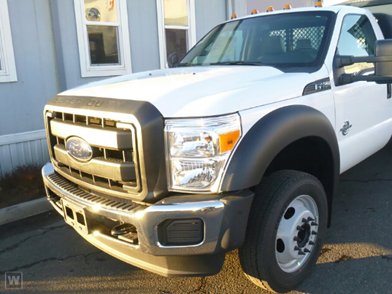 2016 F-450 Regular Cab DRW 4x4 Cab Chassis #H9695 - photo 1
