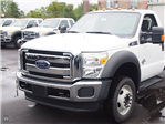 2016 F-550 Regular Cab DRW 4x4 Cab Chassis #GED01800 - photo 1