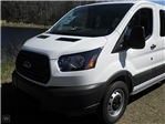 2016 Transit 150 Low Roof, Passenger Wagon #GKA57709 - photo 1