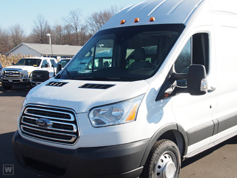 2016 Transit 350 HD High Roof DRW 4x2,  Empty Cargo Van #FG2776 - photo 1
