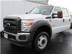 2016 F-250 Crew Cab 4x4, Reading Service Body #FT8615 - photo 1