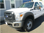 2016 F-550 Crew Cab DRW 4x4, Scelzi Platform Body #F5824 - photo 1