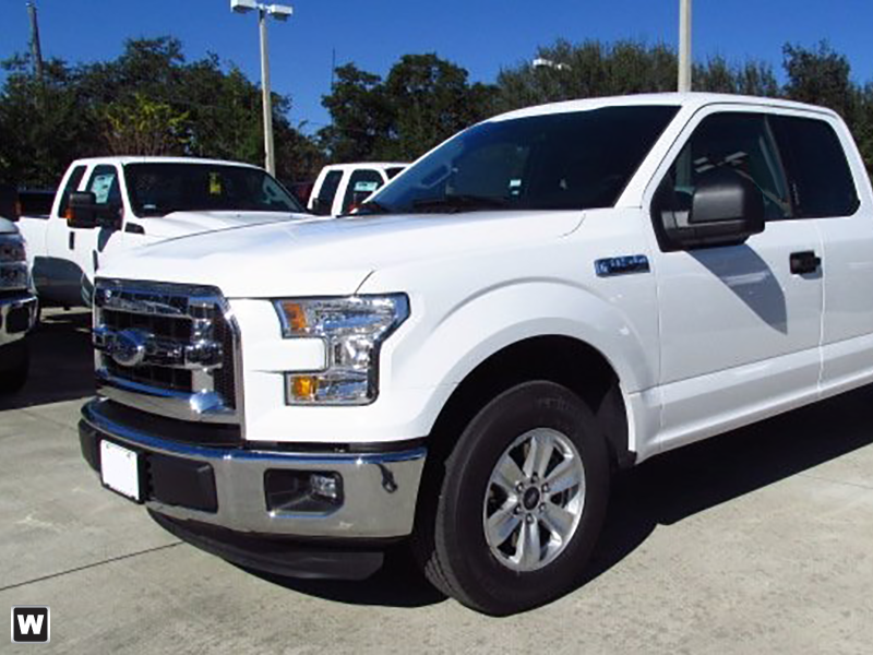 2016 F-150 Super Cab 4x4,  Pickup #164139 - photo 1