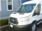 2016 Transit 350 Medium Roof Passenger Wagon #GKA25650 - photo 1