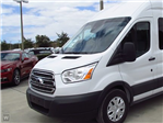2016 Transit 350 High Roof, Passenger Wagon #GKB10157 - photo 1