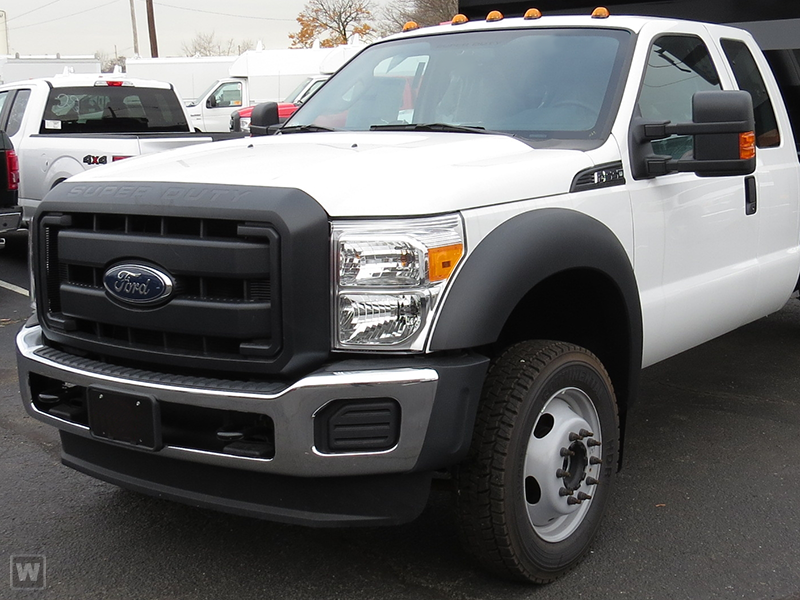 2016 F-550 Super Cab DRW 4x4 Cab Chassis #GEB01011 - photo 1