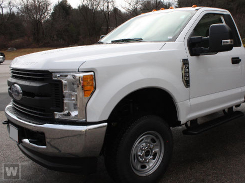 2017 F-250 Regular Cab 4x4,  Cab Chassis #00078609 - photo 1