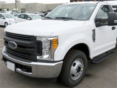 2017 F-350 Regular Cab DRW, Cadet Platform Body #HEE59136 - photo 1