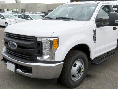 2017 F-350 Regular Cab DRW 4x4,  Cab Chassis #HEF30710 - photo 1
