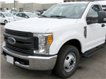 2017 F-350 Regular Cab DRW 4x4,  Scelzi Contractor Body #HA04035 - photo 1