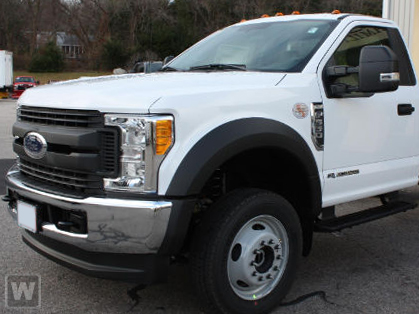 2017 F-550 Regular Cab DRW 4x4, Cab Chassis #HDA08997 - photo 1