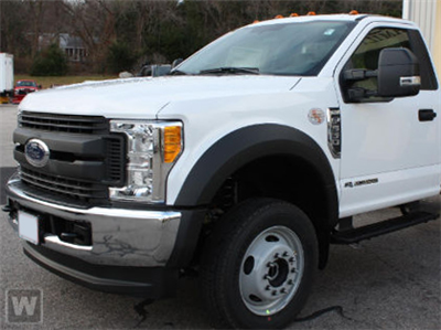 2017 F-550 Regular Cab DRW 4x4, Cab Chassis #A06740 - photo 1