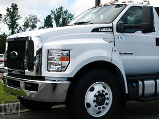 2017 F-650 Regular Cab Cab Chassis #HDB11415 - photo 1