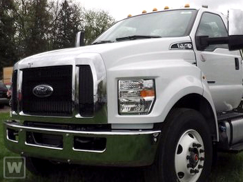 2017 Ford F-750 Regular Cab 4x2, Godwin Rollback Body #FT3226 - photo 1