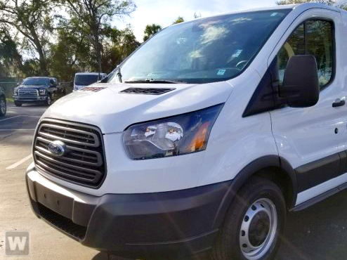 2017 Transit 150 Passenger Wagon #HKB38211 - photo 1